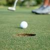 【ゴルフ】グリーンの傾斜を簡単に読む方法