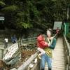 秋の奥多摩、日原鍾乳洞から丹波山村へのドライブ(2008年10月の旅行記録)