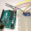 マイクモジュールをArduinoに繋ぎPCでProcessingを使って録音する