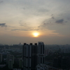シンガポールのサンセットにやはり敗れる