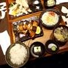 「SABAR」どうみても天ぷらでない天ぷら定食@阪急三番街