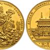 ドイツ ハンブルク1691年10ダカットゴールド ポルトガレーザー