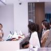 GINZA SIX 1周年記念イベントINパーソナルカラー診断
