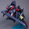 HG 1/144 XVV-XCr ゼダスR レビュー