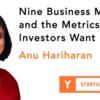 9つのビジネスモデル&投資家が注目するメトリクス (Startup School 2019 #06)