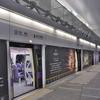 早朝便なので、帰りも「台北駅」から「桃園国際空港」まで再び地下鉄「桃園空港捷運線MRT」を使ってそして空港泊。。。