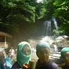 木窪の大滝(津幡)