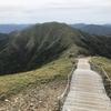 剣山から次郎笈への縦走, (見の越からの) 剣山登頂よりツラい!