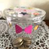 【手作り】セブンイレブンの焼き栗モンブランカップを捨てれない(*´з`) #08わたしだけの貯金箱