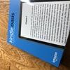 左利きでも大丈夫!Kindleの最上位モデル 【Kindle Oasis】を買ってしまいました!