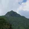 梅雨の晴れ間に 経ヶ岳登山