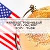 米国高配当型スマートベータETFの違いを徹底比較!SPYD / VYM / HDV(③パフォーマンス編)