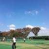 テニスに良い日。