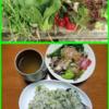 16/12/14の晩ご飯(豚バラ肉の巻き焼き)