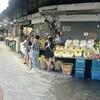 果物、野菜が安い、ローカル市場を体験!〜プラカノン市場〜