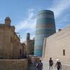 シルクロードの青の国、ウズベキスタン。