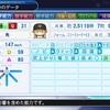 仁藤投手、引退する(パワプロ2018マイライフ・5年目)