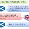3分でわかるスコットランドの独立問題とその影響について