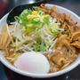 サービスで大盛りあがりの拉麺が楽しい@徳島ラーメン徳福 八幡店 千葉県市川市 初訪問