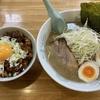 浜松 ラーメン三太 ネギラーメンとスタミナ丼が絶品!