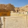 エジプト ルクソール 西岸  王妃の谷「ネフェルタリの墓」 観光 、入場人数&時間制限のお墓 壁画は必見
