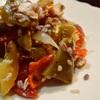 3色パプリカのマリネとツナ、雑穀のサラダ