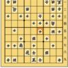 将棋ウォーズ初段の将棋日記 四間飛車(藤井システム) VS 居飛車穴熊