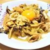 【豚こま肉で作り置き&アレンジ3種】『白菜と豚肉のガーリック味噌煮』