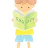 英検受験の季節だよ。