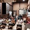 前鳥神社囃子太鼓保存会 夏期練習並びに新人募集のお知らせ