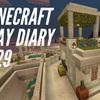【マイクラBE】開拓記#29 砂漠開拓で家と井戸を建てる