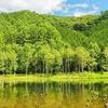 菅大平温水ため池(長野県木曽)