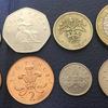 イギリス・ポンド硬貨