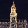 ミュンヘンの夜景