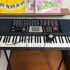 復活しました!ピアノ練習用の電子キーボードが..