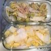 【作り置き】白菜の常備菜と使用している調味料