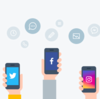 Twitter,Instagram,FacebookのSNS使い放題!コミュニケーションフリープランがすごい!