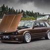 BMW E30 ボンネットの開き方の魅力