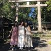 屋久島 益救神社に奉納させて頂きました