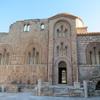 世界遺産ダフニ修道院のモザイク画は必見!