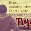 目標を習慣化するために必要な5つのこと