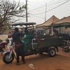 【Polca企画完了】家庭ゴミ収集のための三輪車を購入しました
