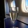 ANAファーストクラス搭乗記(ANA113便シカゴ-成田便) ~ エアカナダビジネスとANAファーストで行く特典航空券バンクーバーの旅その13(完)