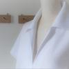 白いシャツ①