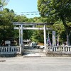 八幡山の八幡神社にある三峰神社
