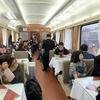 北京上海の旅3日目 夜行列車は上海へ。そして茶城とごはん