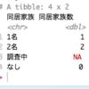 Rで文字列→数値に変換する際、NAs introduced by coercionが出て困った時のtips