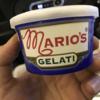 JALのバンクーバー発で食べることが出来るMARIO'S GELATIはバンクーバーのアイス