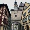 旅行記 絵本の世界「ローテンブルク」街散策