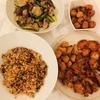 台湾的屋台飯で夫婦晩酌